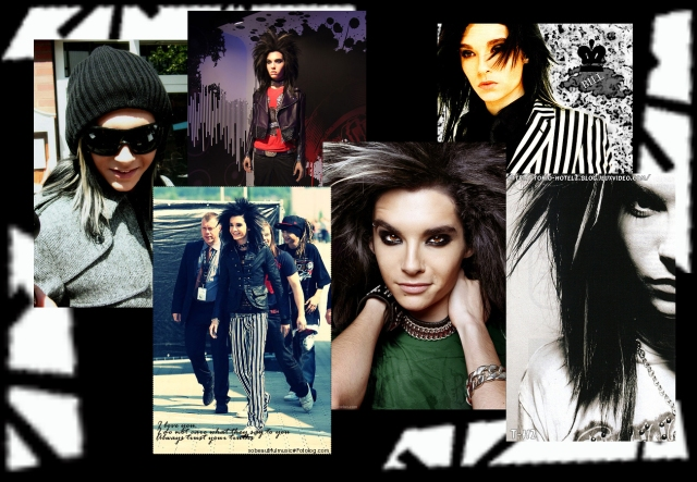 Bill Kaulitz Wallpaper